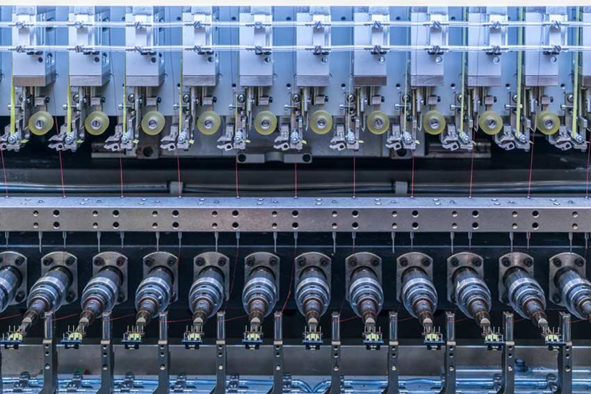 Maquinaria Pomceg Electronic